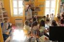Lektira s učenicima iz OŠ Rogoznica